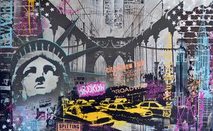 New York Collage Mix3